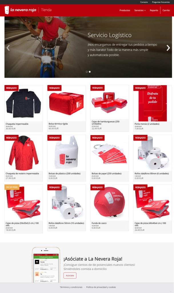 Web-de-producto